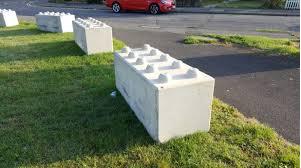 Concrete Blocks & Barriers