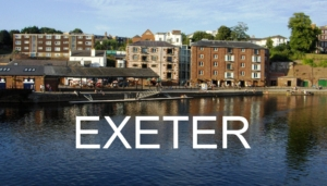 Evictions in Exeter